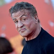 sylvester stallone, the suicide squad