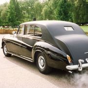 phantom v car