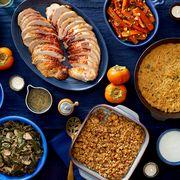 blue apron thanksgiving dinner
