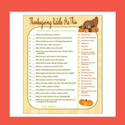 thanksgiving games lead