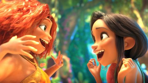 The Croods 2 Trailer Reveals First Look At New Characters