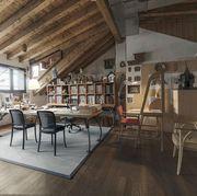 Lo studio di Michele De Lucchi