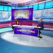 cbs, the doctors