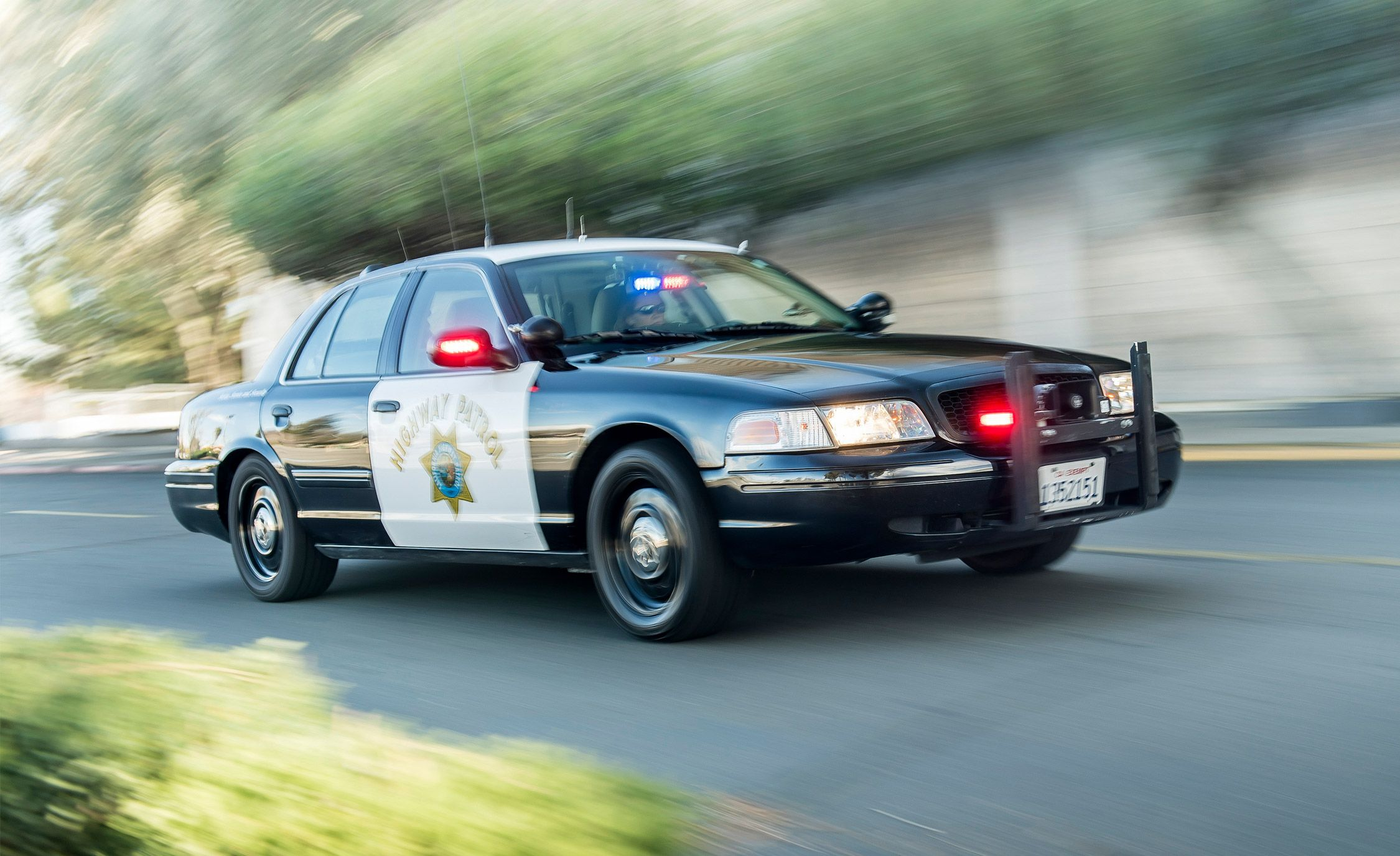 this is one of the last ford crown vic police interceptors in rh caranddriver com