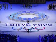 tokyo 2020 olympic games opening ceremony
