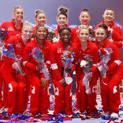 us olympic gymnastic team