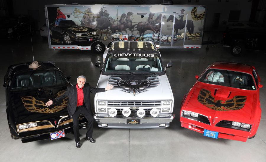 Barrett-Jackson to Auction Vehicles from the Burt Reynolds Collection [Update w/ Results]
