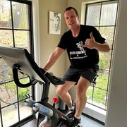 tim connor cycling weight loss
