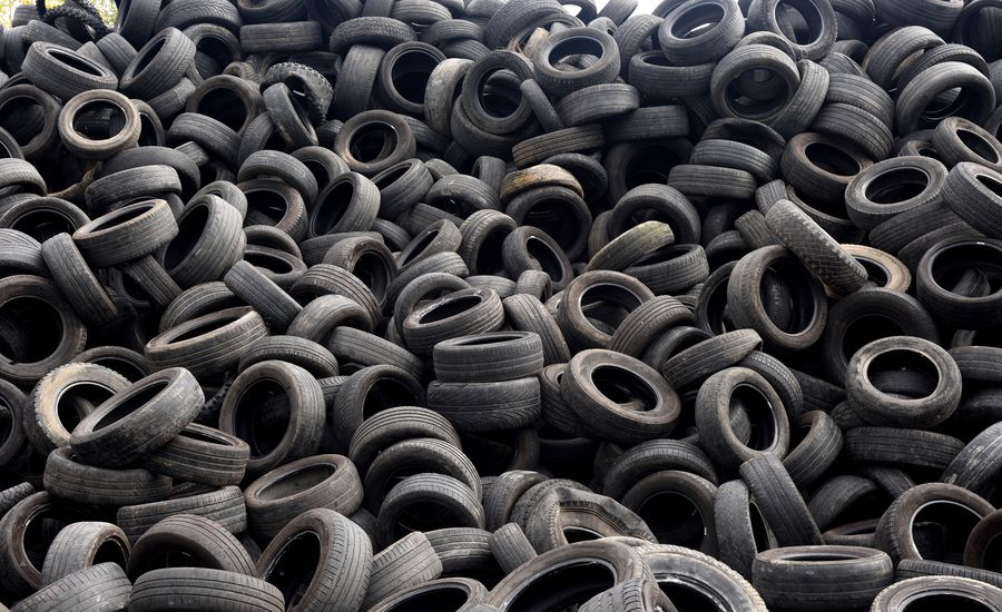 Michelin Aims to Recycle 100 Percent of Its Tires by 2048