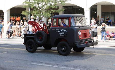 Jeep Fest 2018 Invades Toledo