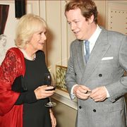 tom parker bowles camilla duchess of cornwall son fortnum and mason christmas cookbook