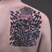 tattoo redo season 1 pictured tattoo by tommy montoya cr netflix ©2021