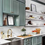 Countertop, Room, Kitchen, Cabinetry, Furniture, Interior design, Property, Building, Home, House,