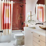 elle decor small bathroom roundup