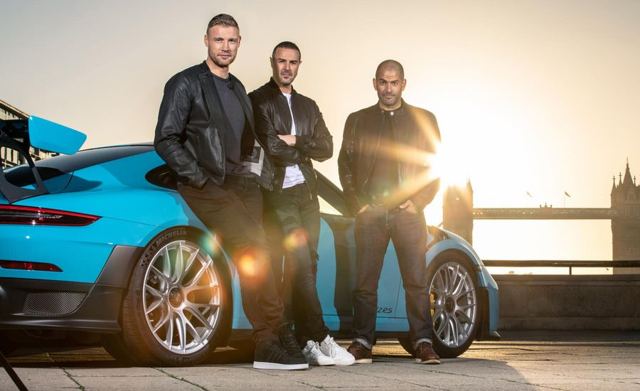 British Top Gear Show Loses Matt LeBlanc, Gains Two New Hosts