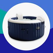 top rated inflatable hot tub in 2020