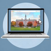 touring colleges online