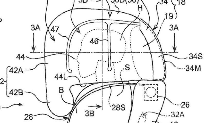 Brain Saver: Toyota Patents Helmetlike Airbag for Motor Vehicles