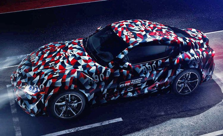 New Toyota Supra: Here's Our Best Look Yet at the Production Model