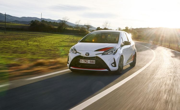 2018 Toyota Yaris GRMN: Don't Feed It after Midnight