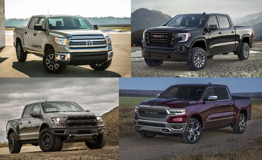 Truckin': Every Full-Size Pickup Truck Ranked from Worst to Best - Slide 1