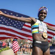 Aliphine Tuliamuk Olympic Marathon Trials