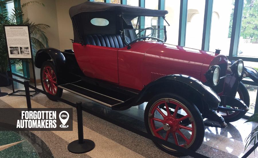 Forgotten Automakers: Tulsa Automobile Corporation