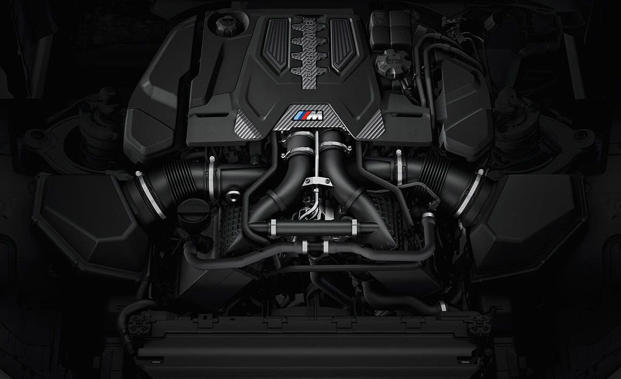 Two BMW Twin-Turbo V-8s Emerge from the Same Factory, but Don't Call Them the Same