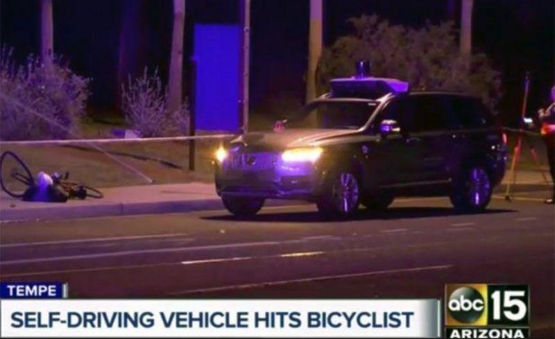 Arizona Creates Self-Driving-Car Watchdog Group in Wake of Pedestrian Death