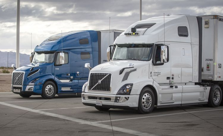 Uber Shutters Its Self-Driving-Truck Division
