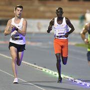 race pacing