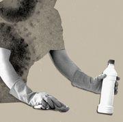Arm, Human, Joint, Hand, Plaster, Sculpture, Elbow, Illustration, Art,