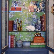 ELLE Decor vintage furniture makeover DIY tutorial