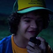 Stranger Things Dustin and Suzie