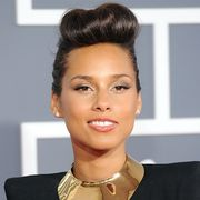 celebrity updos for hair