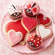 valentines day cakes cupcakes