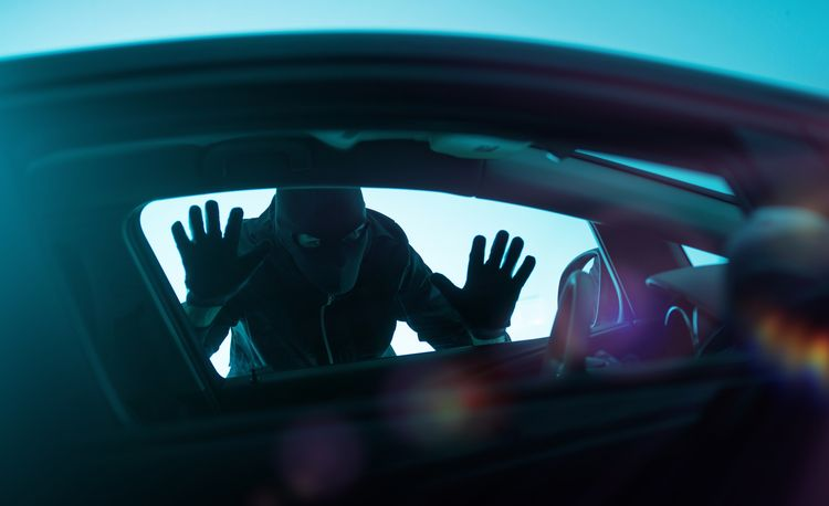 Halloween Is a Scary Time for Car Theft