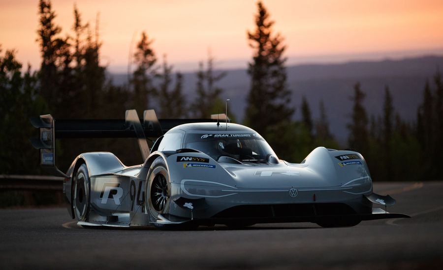 See Video of VW's I.D. R Pikes Peak Record Run [VIDEO]