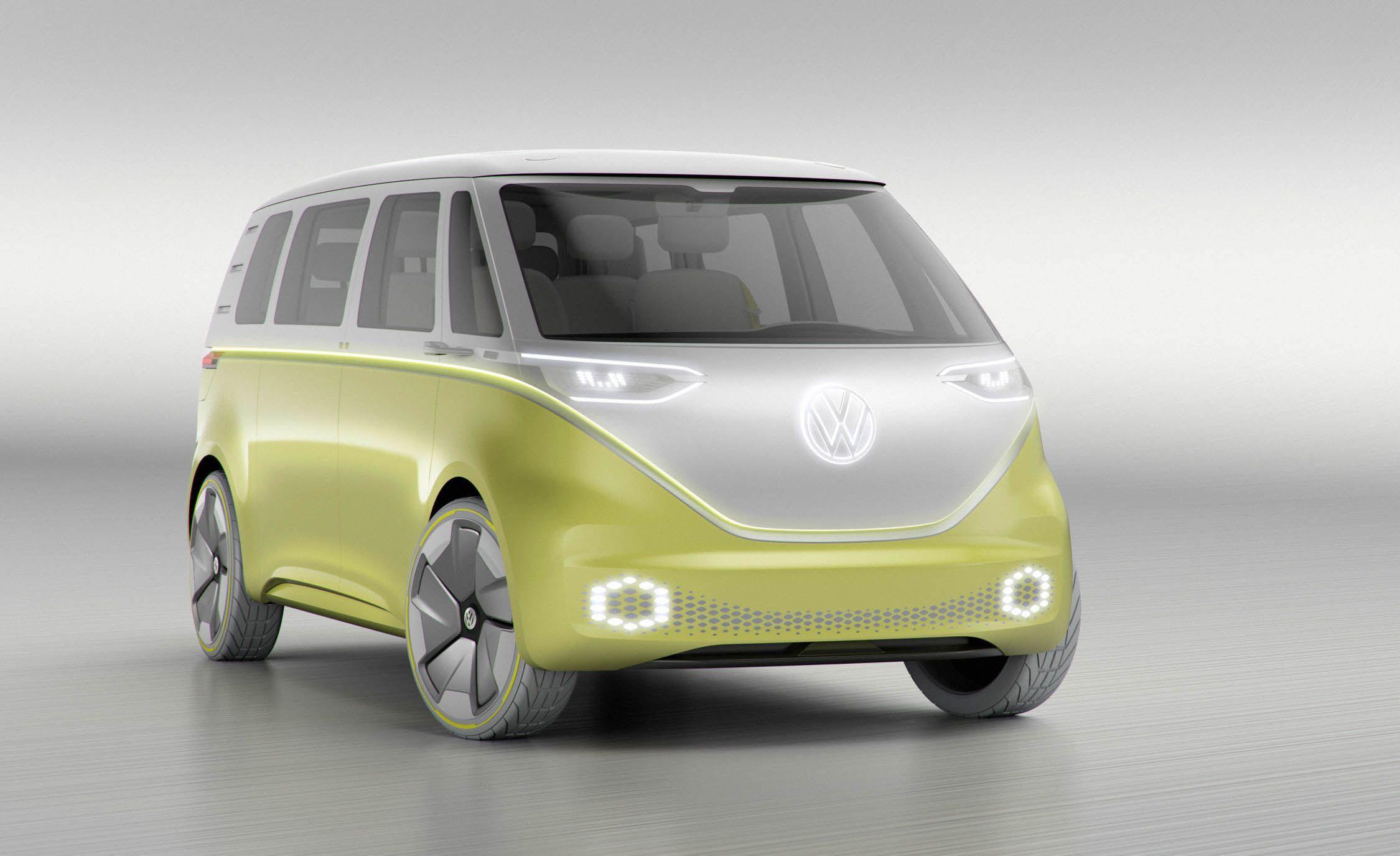 2022 Volkswagen Microbus Reviews Volkswagen Microbus Price Photos
