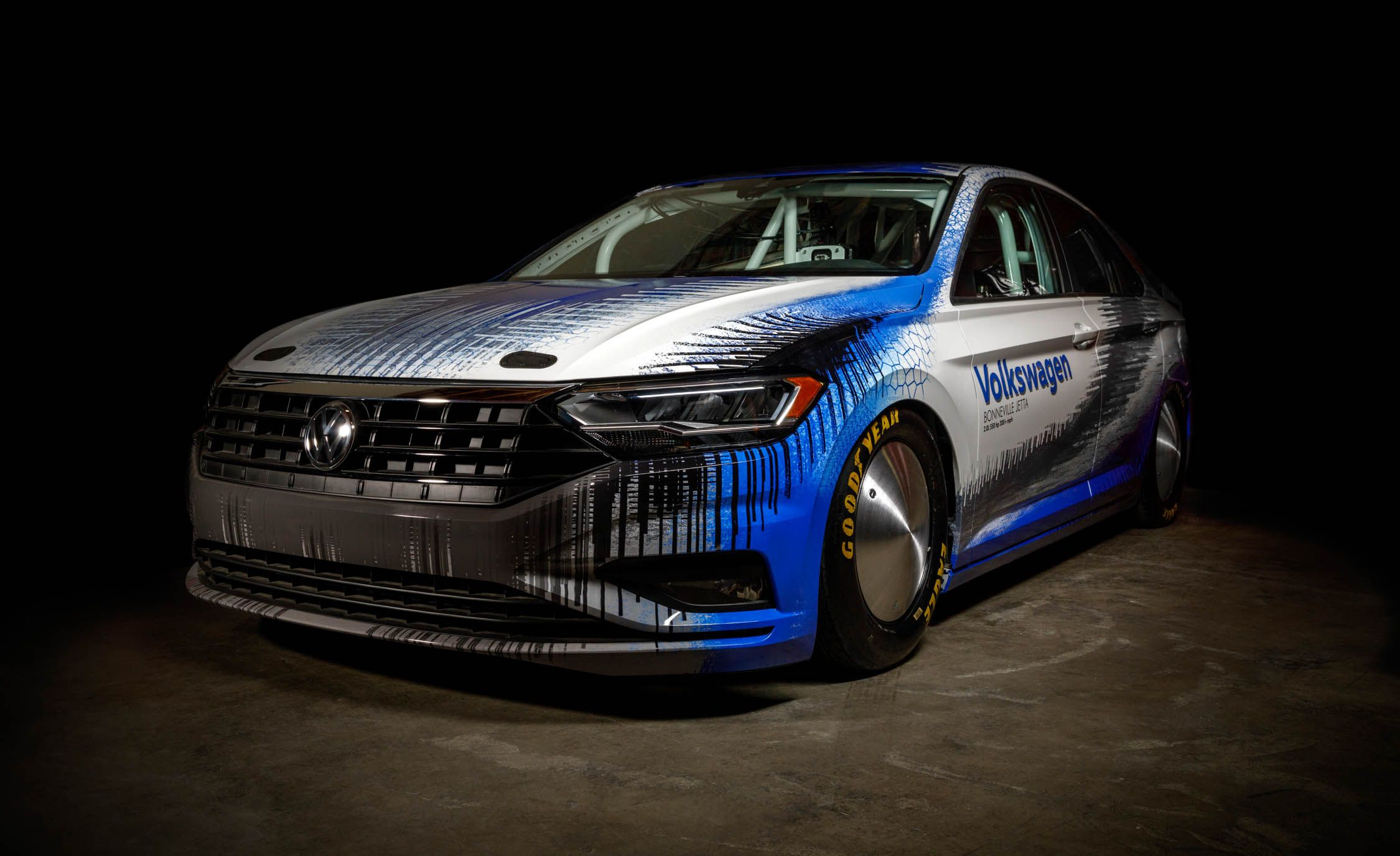 Salty Dog: Volkswagen To Attempt Bonneville Speed Record In New Jetta