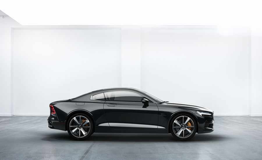 Coupe Cost: Pricing Announced for Polestar 1 Hybrid