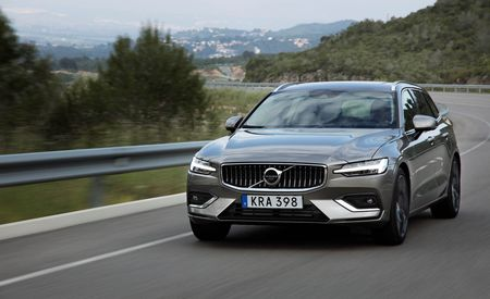 Volvo Skipping Diesel Version of Next S60