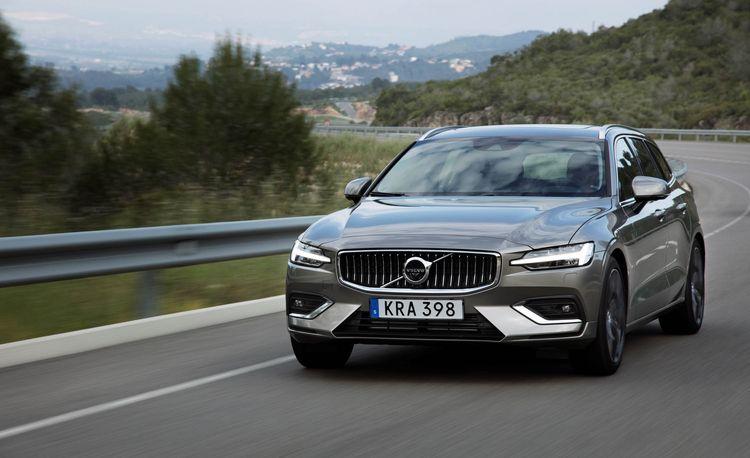 Volvo Skipping Diesel Version of Next S60