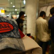 Von Dutch Caps sold in a shop in china town Sydney a popular brand taking the cl