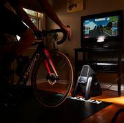 indoor cycling home studio