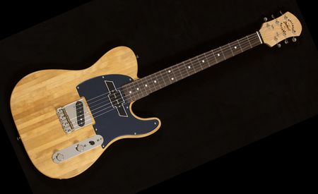 Factory Tune: Detroit Guitar-Maker Uses Wood Reclaimed from Chevrolet Truck Plant