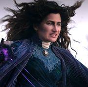 kathryn hahn as agatha in wandavision episode 8