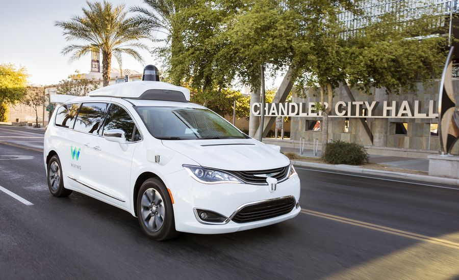 Waymo and Walmart Partner on Self-Driving Service
