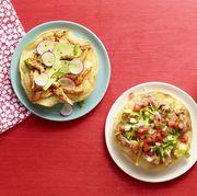 healthy tostadas