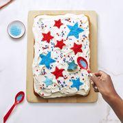 patriotic cake all star dessert